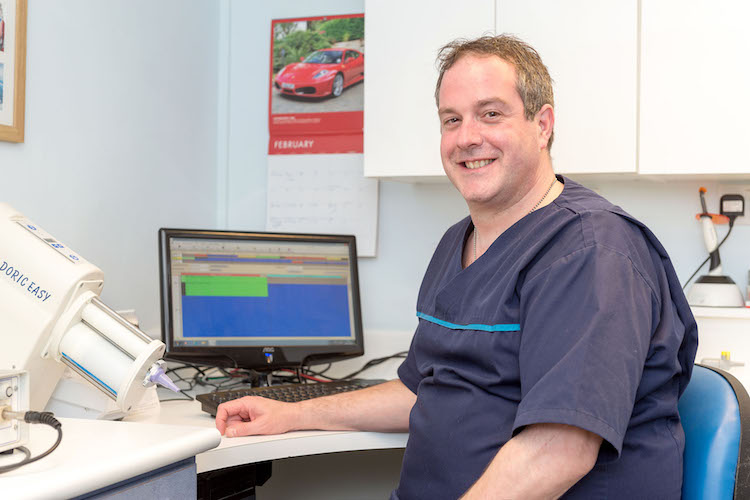 Rob Gosling Exmouth denture specialist